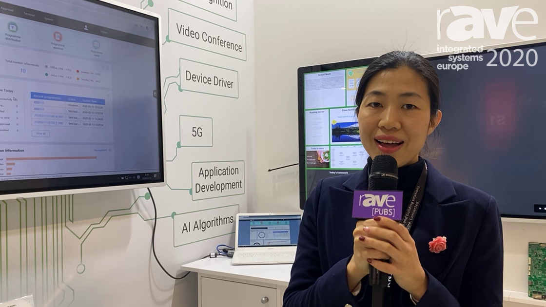 ISE 2020: Guangzhou Lango Electronics Technology Discusses Its Hardware and Software Signage System