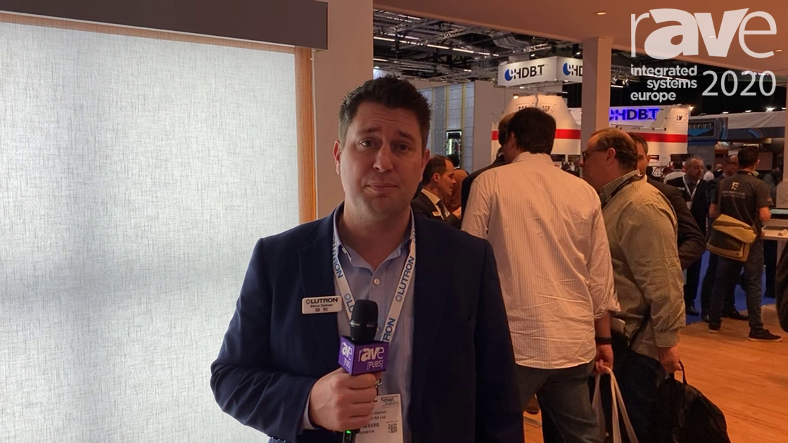 ISE 2020: Lutron Shows RA2 Select Simple, Wireless Residential Lighting Control Solution