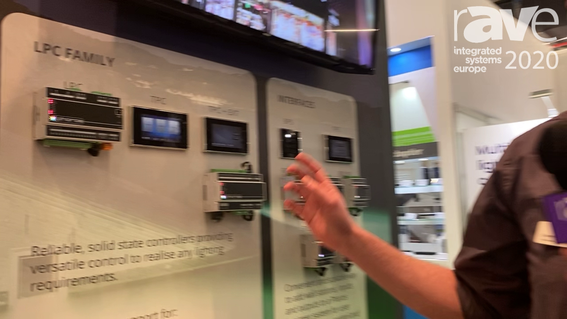 ISE 2020: Pharos Architectural Controls Expos Its LPC Family of Solid State Controllers