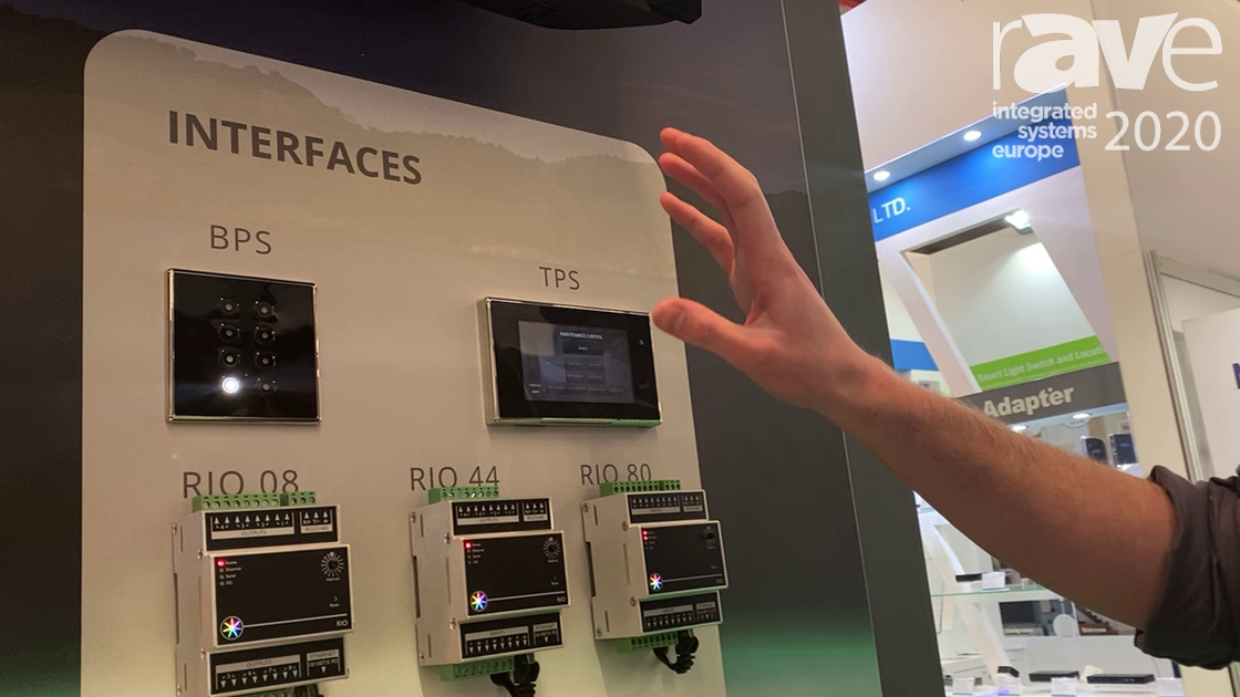 ISE 2020: Pharos Architectural Controls Highlights Its RIO, BPS and TPS Interfaces