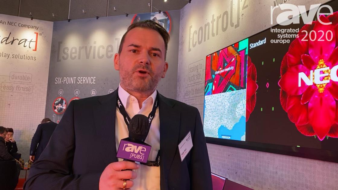 ISE 2020: Squadrat GmbH Discusses Its Ultra Black FA Series Video Display Solution