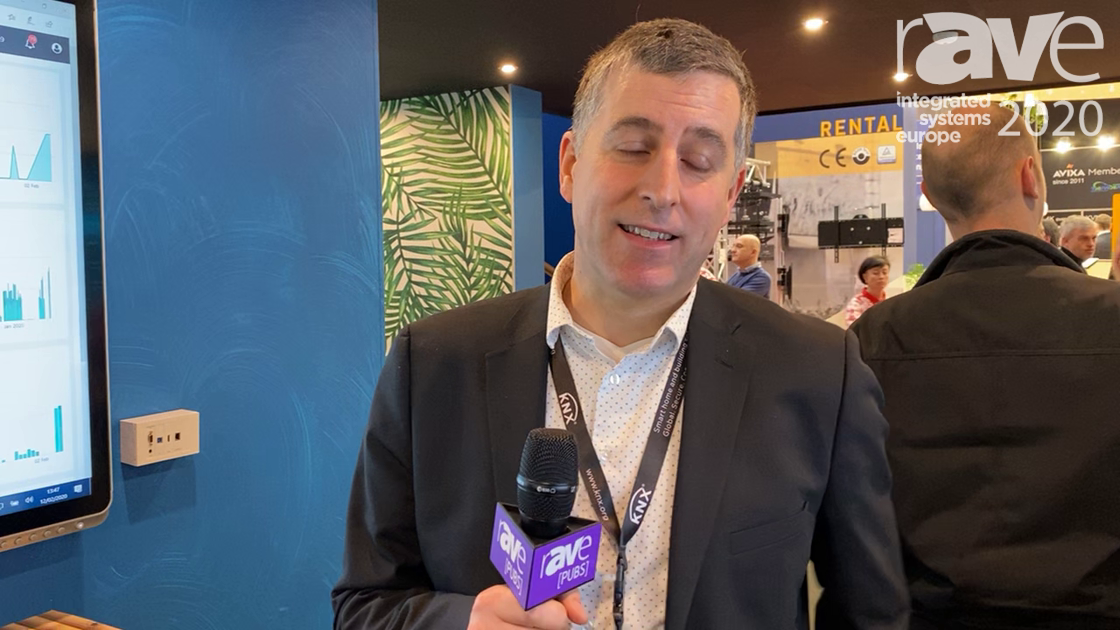 ISE 2020: Sharp and Maverick Discuss Integrated Windows Collaboration Display for Meeting Room Space