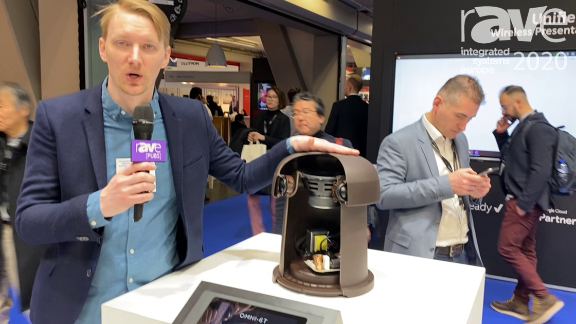 ISE 2020: Sonance Reveals the New Omni 6T Outdoor Omnidirectional Speaker