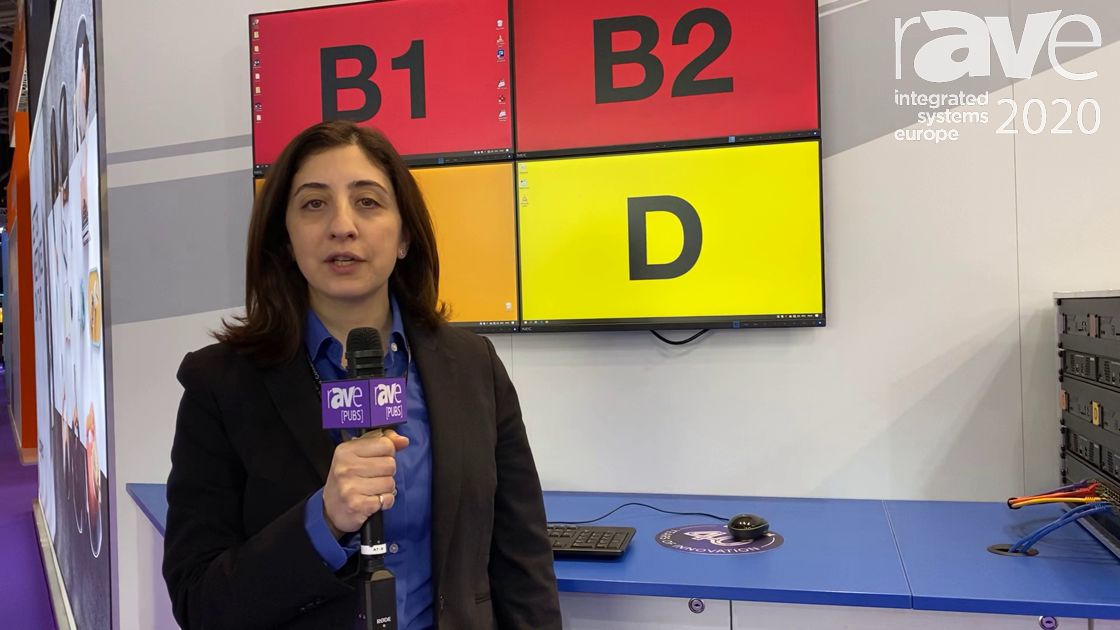ISE 2020: Matrox Exhibits the Extio 3 IP-Controlled KVM Extender