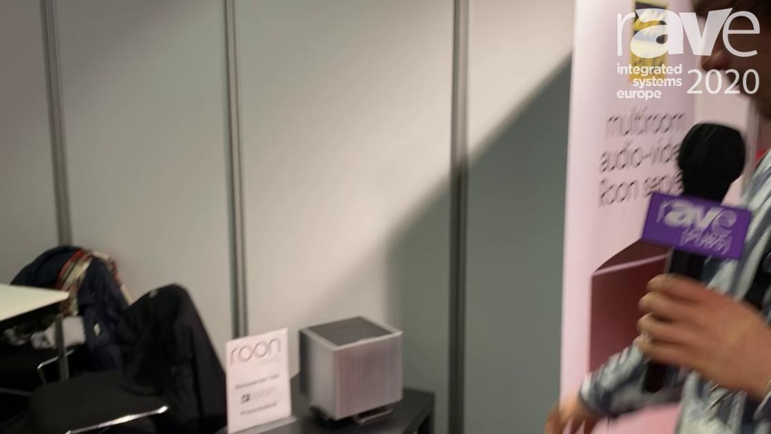ISE 2020: Kinoserver Offers KinoCube, Multiroom Audio-Video Roon Server for Audio Streaming