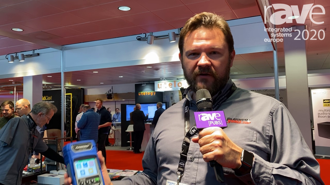 ISE 2020: Platinum Tools Showcases Net Chaser, Ethernet Speed Certification Tool and Network Tester