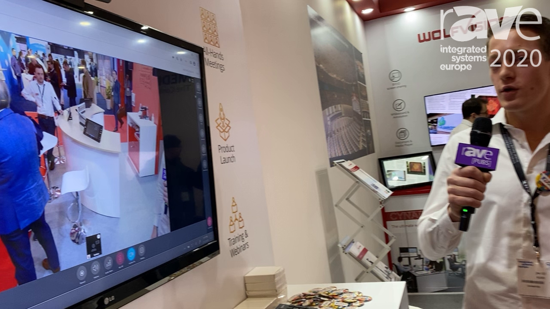ISE 2020: KUDO Shows Multilingual Meeting Platform with Interpreter Integration via the Cloud