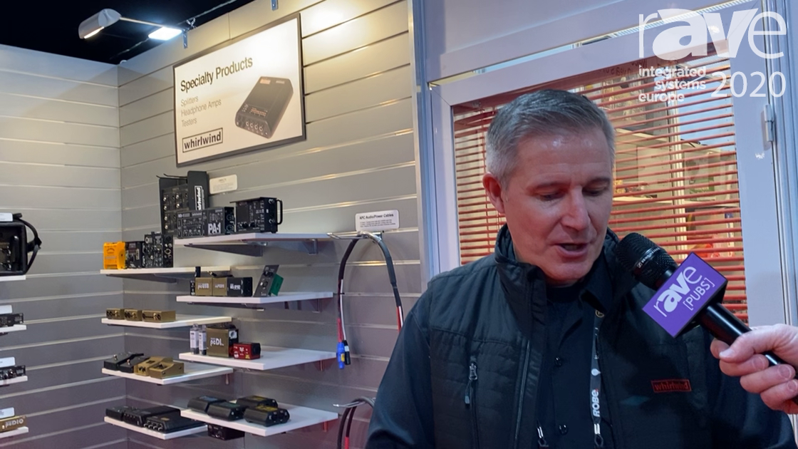 ISE 2020: Whirlwind Talks Its TLP (Tester Line-Pcon) Test Device