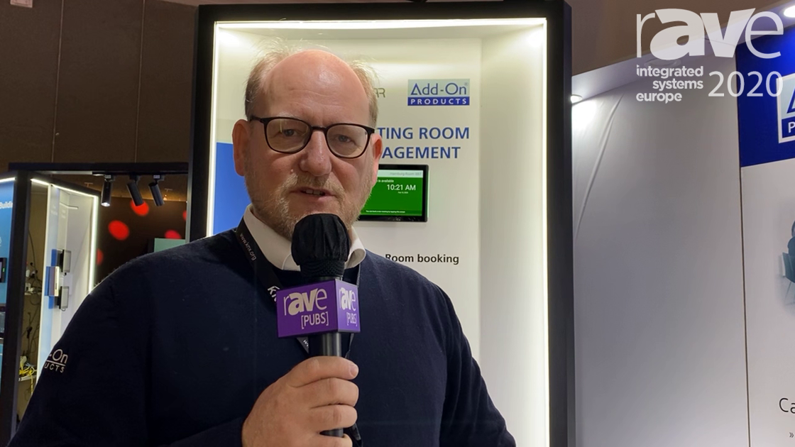 ISE 2020: Add-On Products Shows Resource Central, Meeting Room Booking and Desk Scheduling System