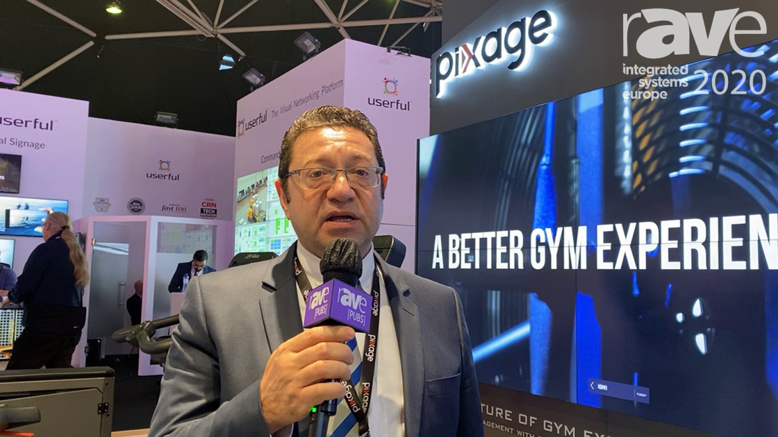 ISE 2020: Pixage Intros Pixage ONE, Plug-and-Play Digital Signage Solution, in the KocSistem Stand