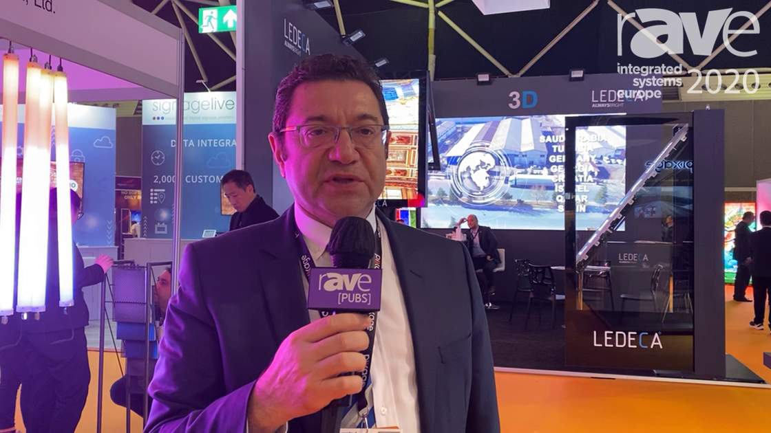 ISE 2020: Pixage Demos Its Personalized Advertising Application in the KocSistem Stand