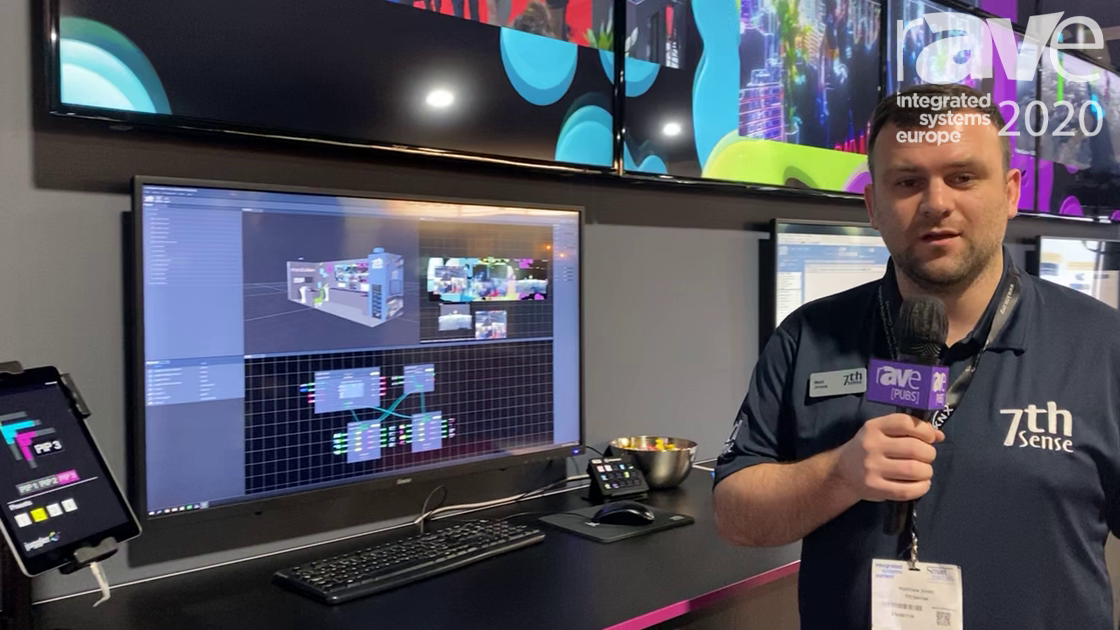 ISE 2020: 7thSense Markets Juggler Pixel Processing Unit With Scalable System