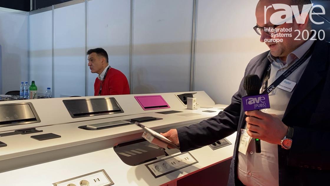 ISE 2020: Digi-tel doo Showcases Slim Device With Multiple Power Inputs