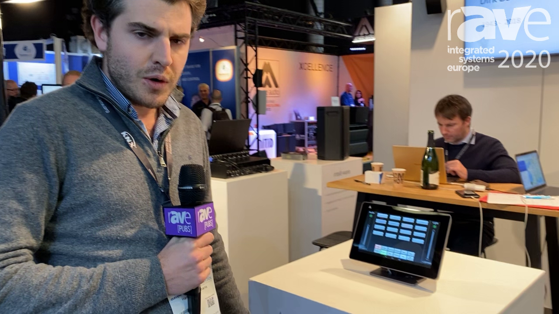 ISE 2020: Apex Audio Shows LIVIAU Software for Funeral Homes