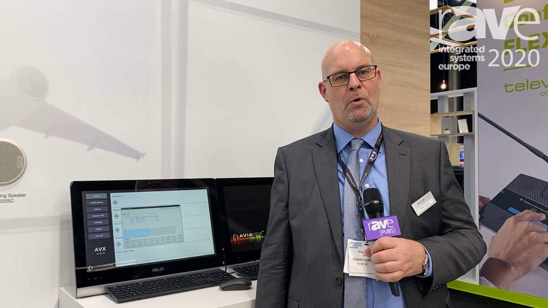 ISE 2020: AviaVox Presents its Artificial Voice System