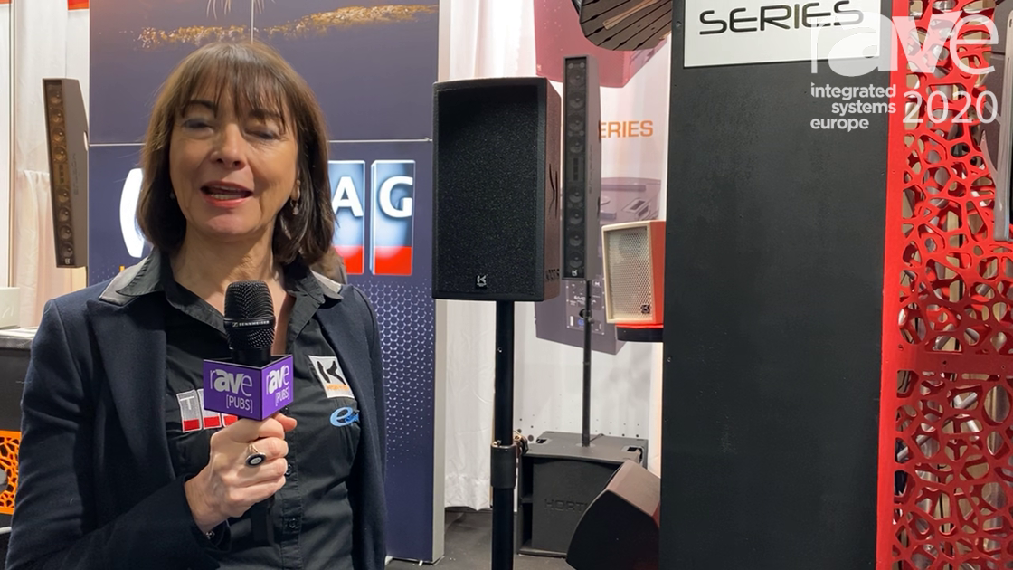 ISE 2020: Hortus Audio Talks LVT Series Loudspeakers with Horizontal and Vertical Alignment Options