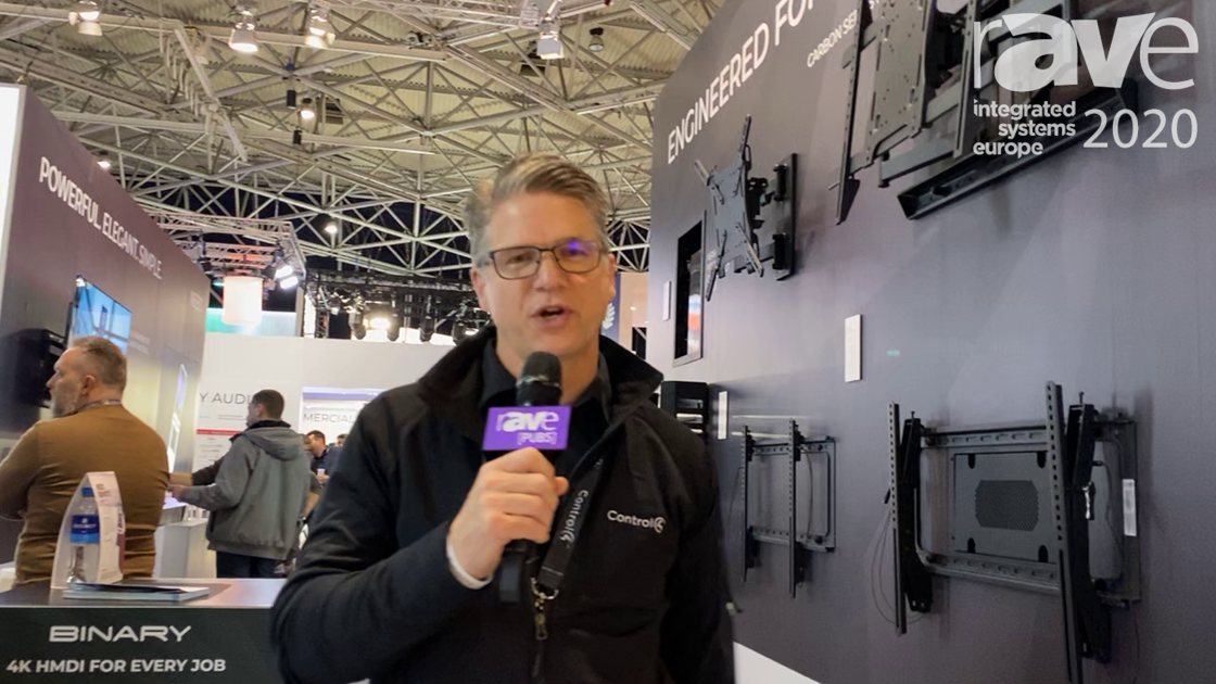 ISE 2020: SnapAV Distributes Strong Line of Racks and Mounts for Discreet Gear Installations