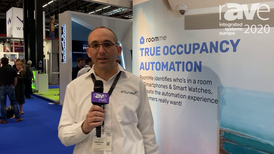 ISE 2020: Intellithings Shows RoomME True Occupancy Automation Based on Smartphones and Smartwatches