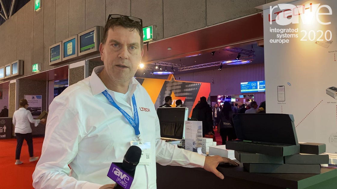 ISE 2020: LTECH Talks About DMX Controllers for Controlling LED Lights