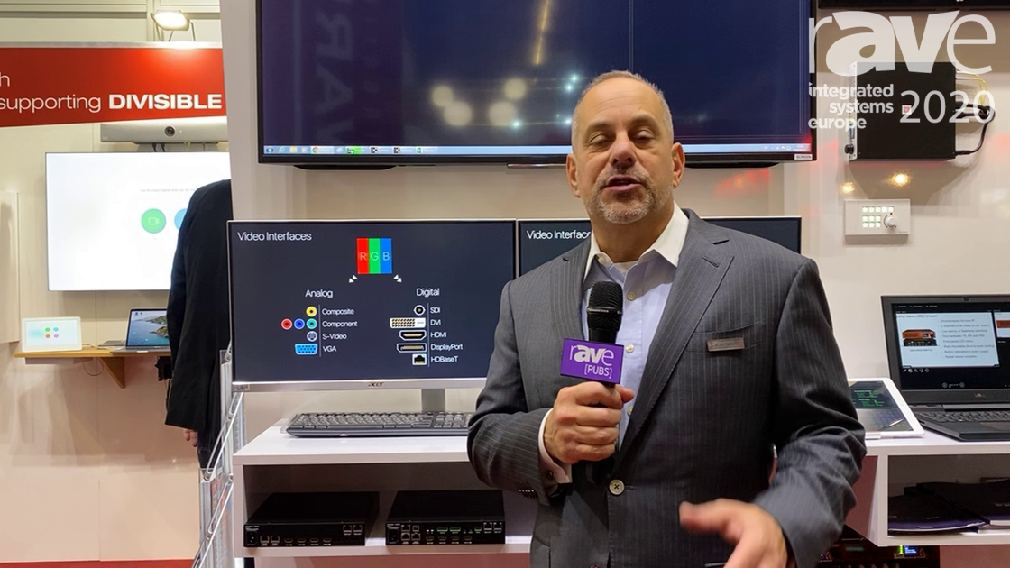 ISE 2020: Lightware Showcases Ubex Ultra Bandwidth Extender With Ultra Low Latency