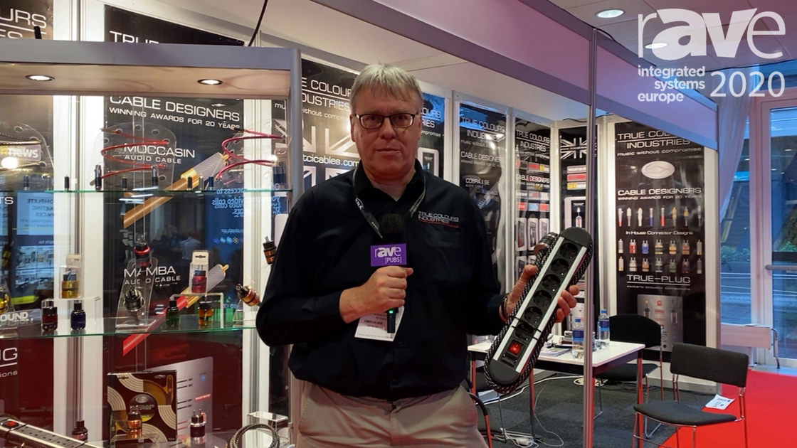 ISE 2020: TCI Cables Showcases Temple Constricter Power Block