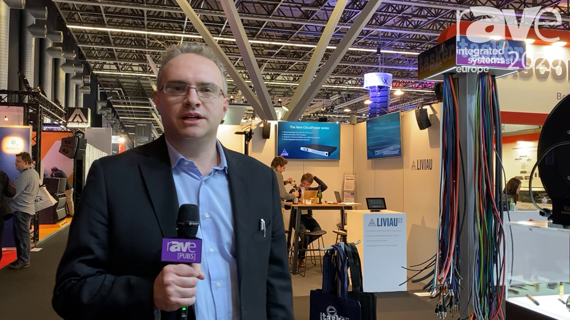 ISE 2020: Tasker Highlights Category, DMX Cable for Outdoor Use