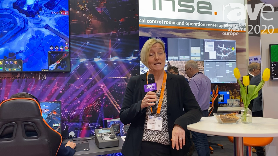 ISE 2020: ihse Showcases Esports Signal Conversion from 240Hz to 4x60Hz, Demos Slow-Motion