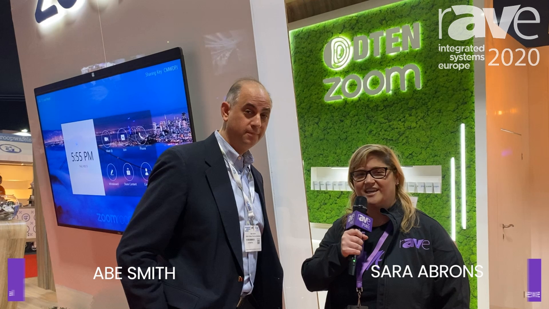 ISE 2020: Sara Abrons Talks to Zoom Head of International Abe Smith About 2020 Outlook