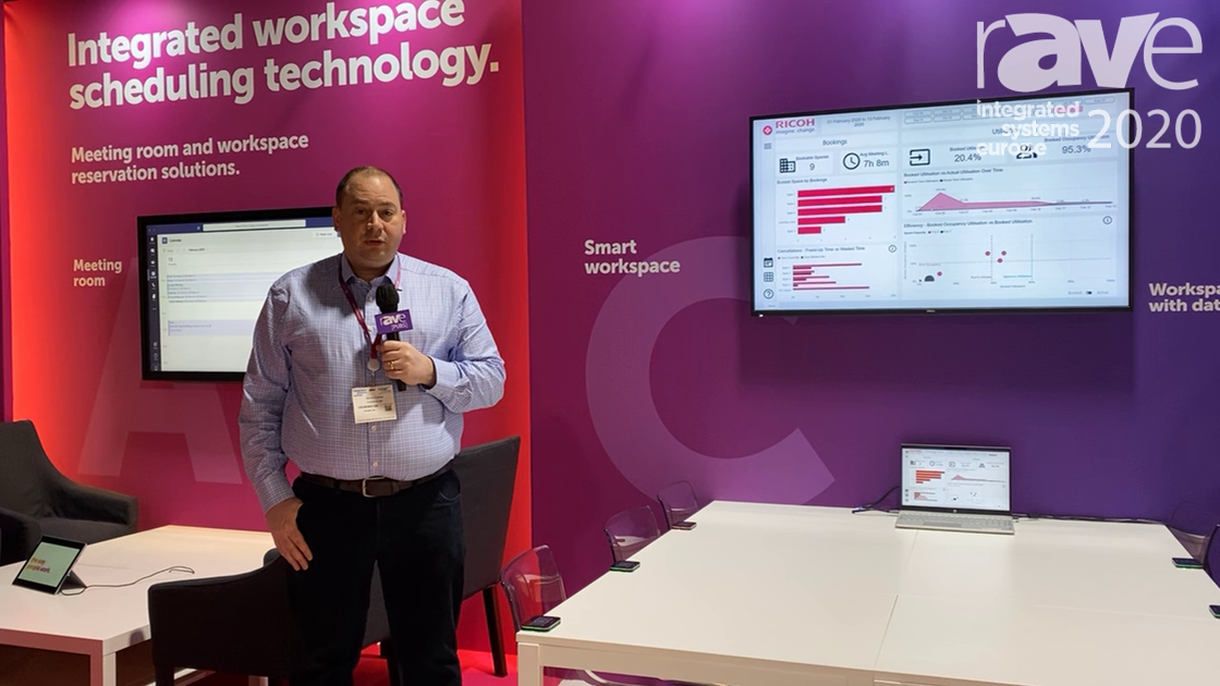 ISE 2020: Condeco Showcases Its Desk Booking System with Integrated IoT Sensors