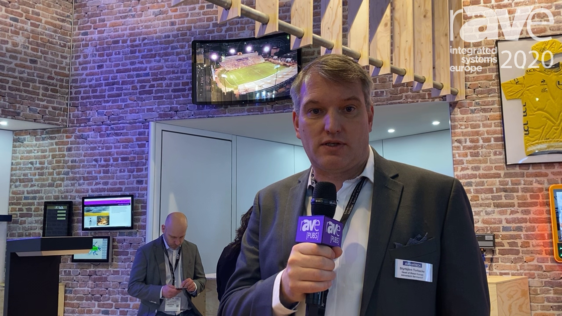 ISE 2020: Advantech Demos the UTK-752 Self-Service Checkout Display With Neurolabs