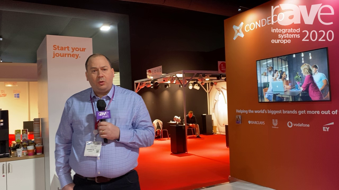 ISE 2020: Condeco Demos Its Room Booking with Integrated Visitor Management and Automated Check-In