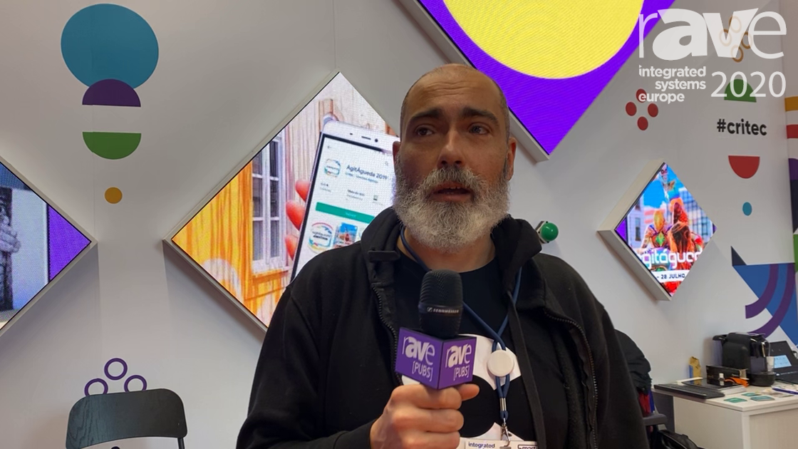 ISE 2020: Critec Demos the TOURnado Brand Activation Product for Making Small Brand Videos