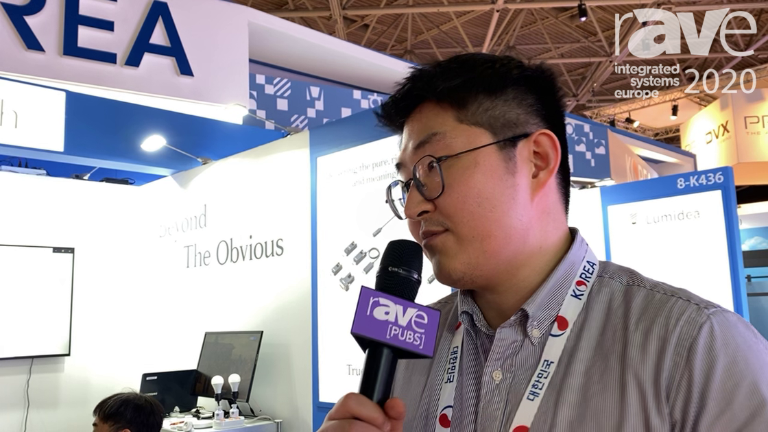 ISE 2020: Unive Solutions FiberSmith Talks About Optic Fiber Power Production