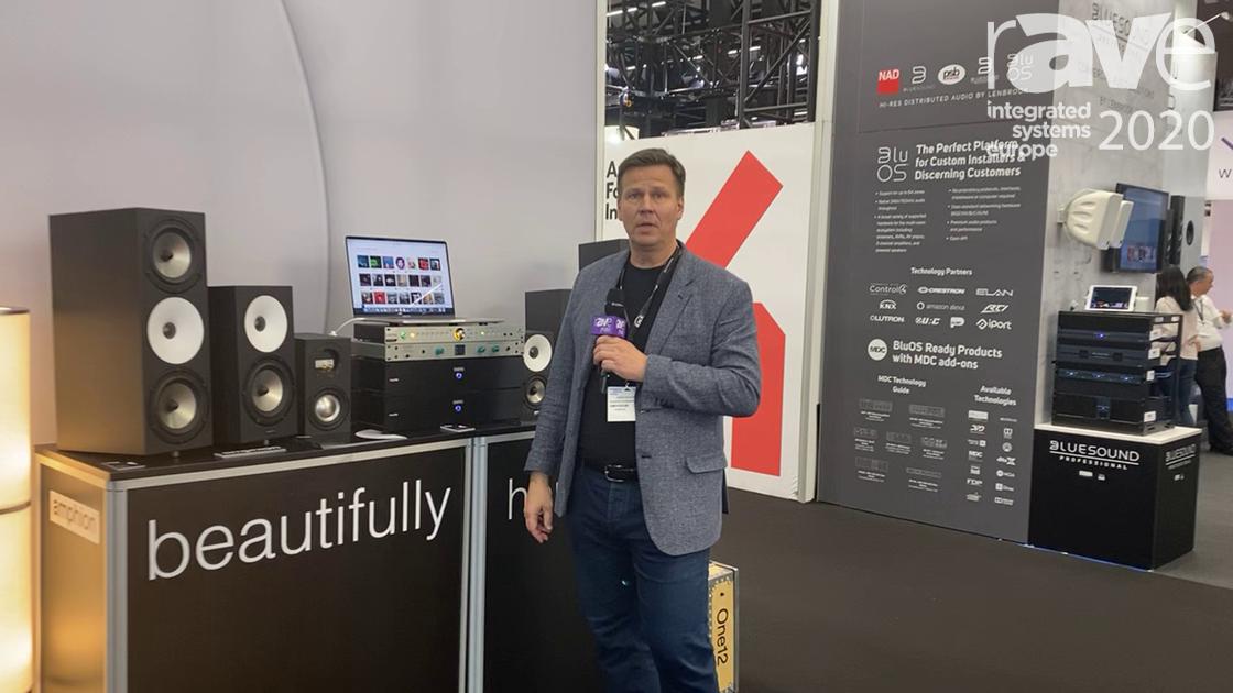 ISE 2020: Amphion Loudspeakers Shows Amp700 Amplifier