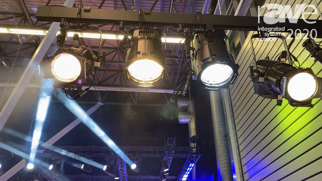 ISE 2020: ETC Showcases Source 4WRD LED Light Engine Fixture