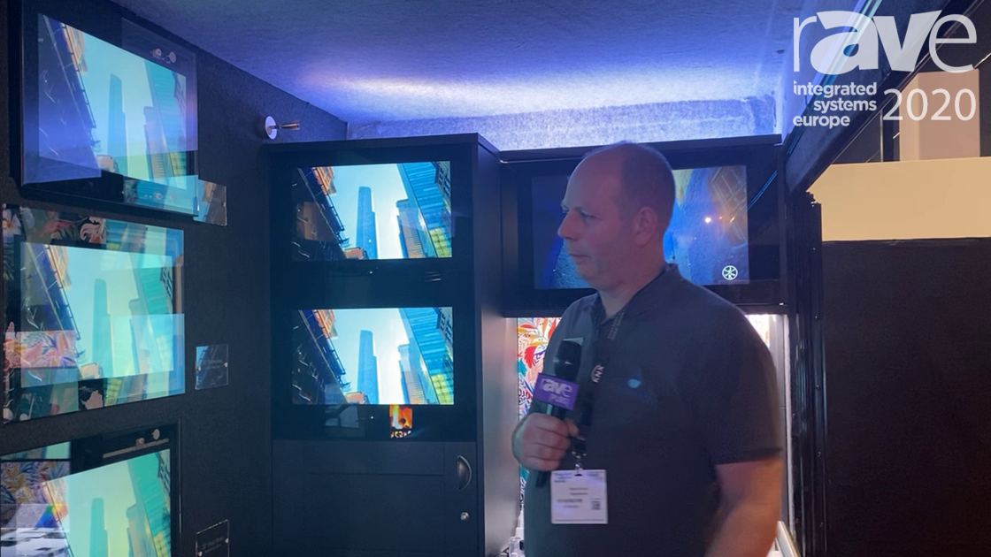 ISE 2020: Aquavision Showcases Waterproof In-wall Series for Bathroom Industry