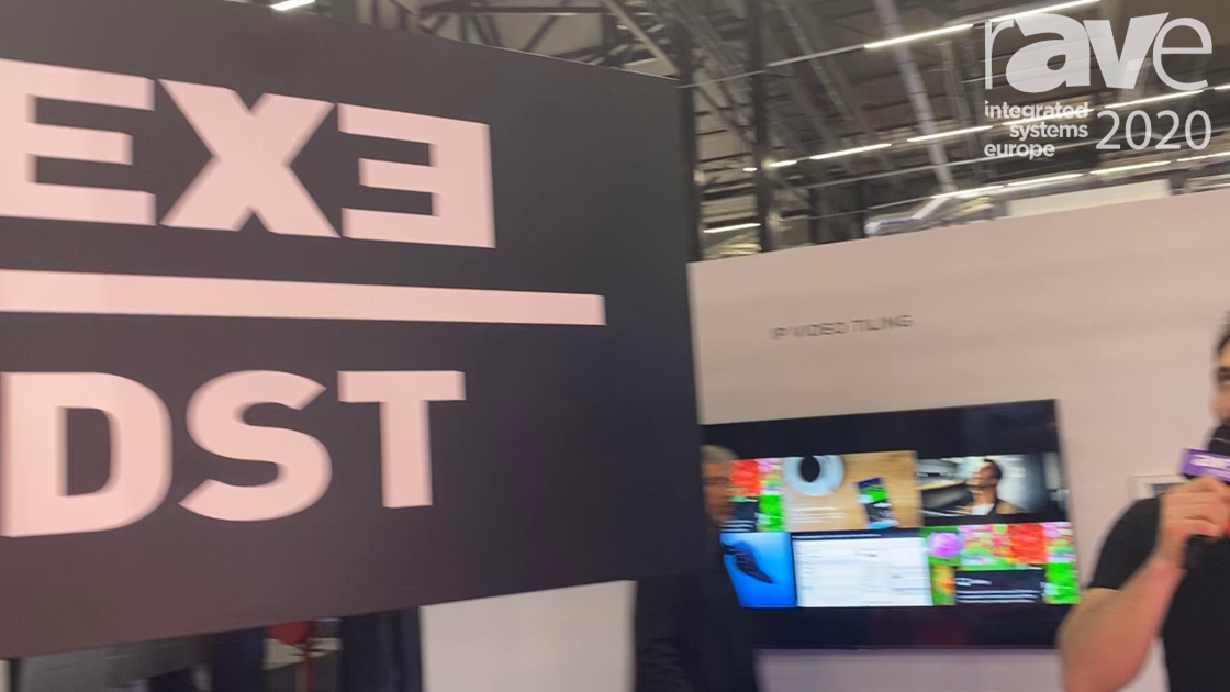 ISE 2020: EXE Technology Discusses DST 52 Horizontal Beamers and Motors