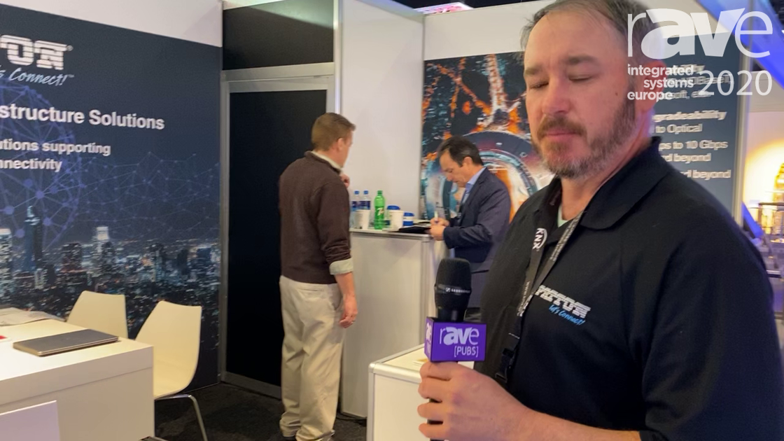ISE 2020: Patton Electronics Showcases 1151 Copperlink PoE Extender With Dante