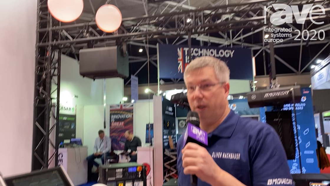 ISE 2020: Movecat Showcases the VMW-D Smart Winch