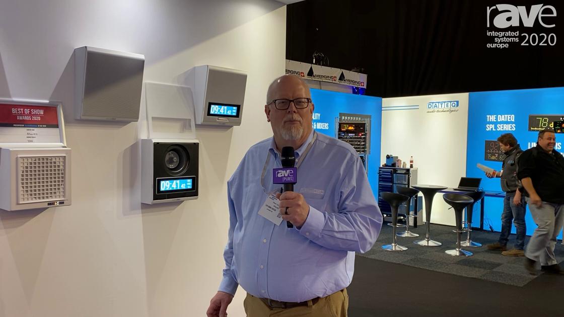 ISE 2020: AtlasIED Talks IPX Series of IP Endpoints for Speakers, Horns, Displays, Mics, Etc.