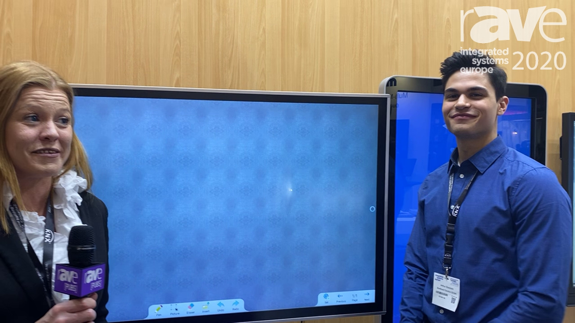 ISE 2020: StarBoard Features 55″ IR-Based Touch Digital Flip Chart With On-Board Android