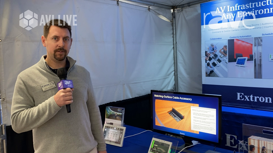 AVI LIVE: Extron Highlights Integrated Meeting Control Solutions with Cisco and Zoom