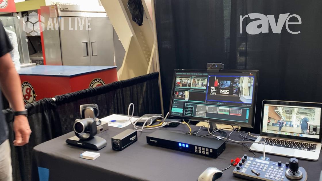AVI LIVE: Lumens Integration Talks About VS-LC102 CaptureVision System