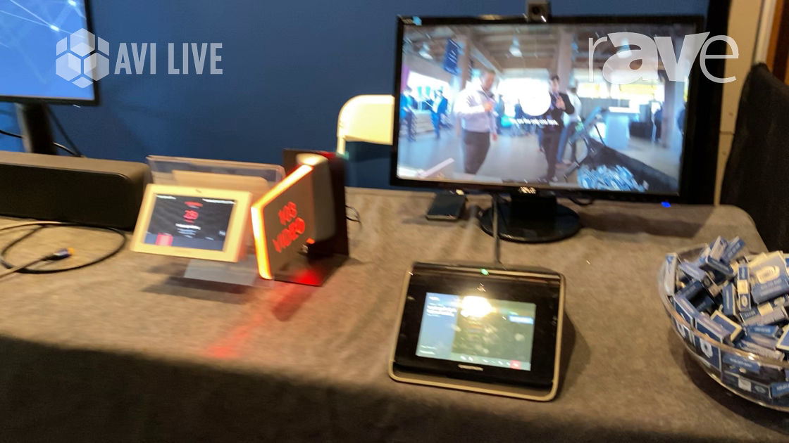 AVI LIVE: Crestron Features Mercury With Microsoft Teams Integration