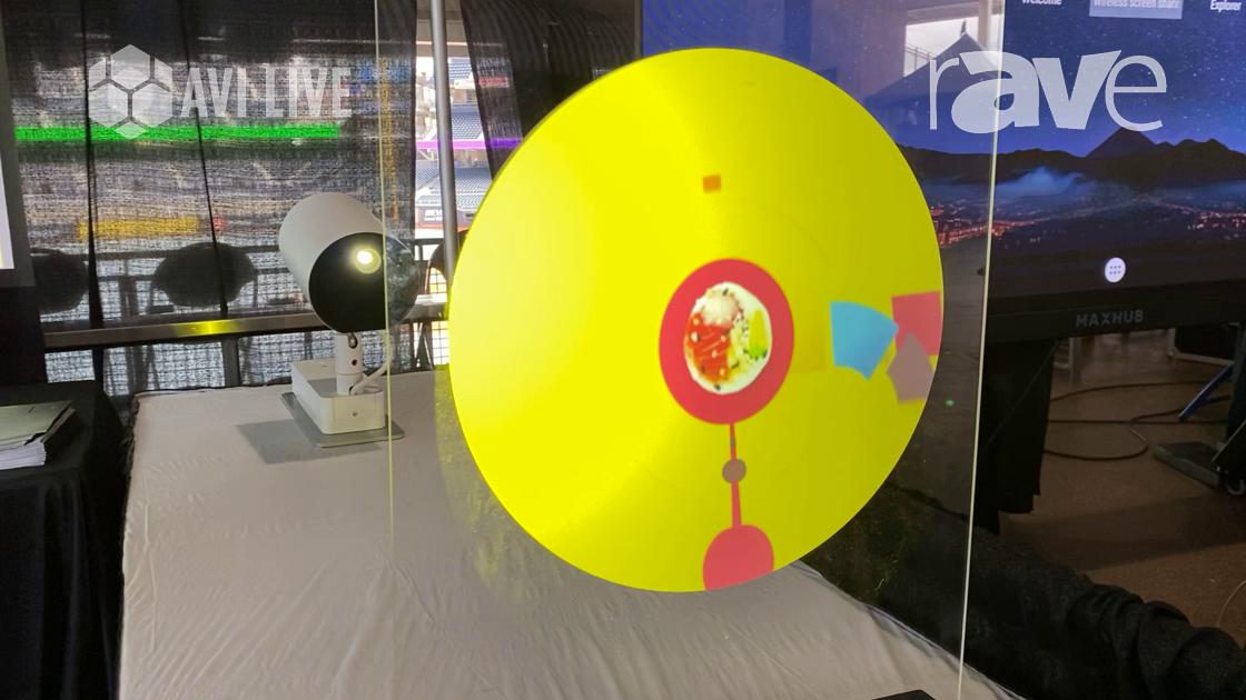 AVI LIVE: Epson Presents LightScene EV-100 for Digital Signage Applications