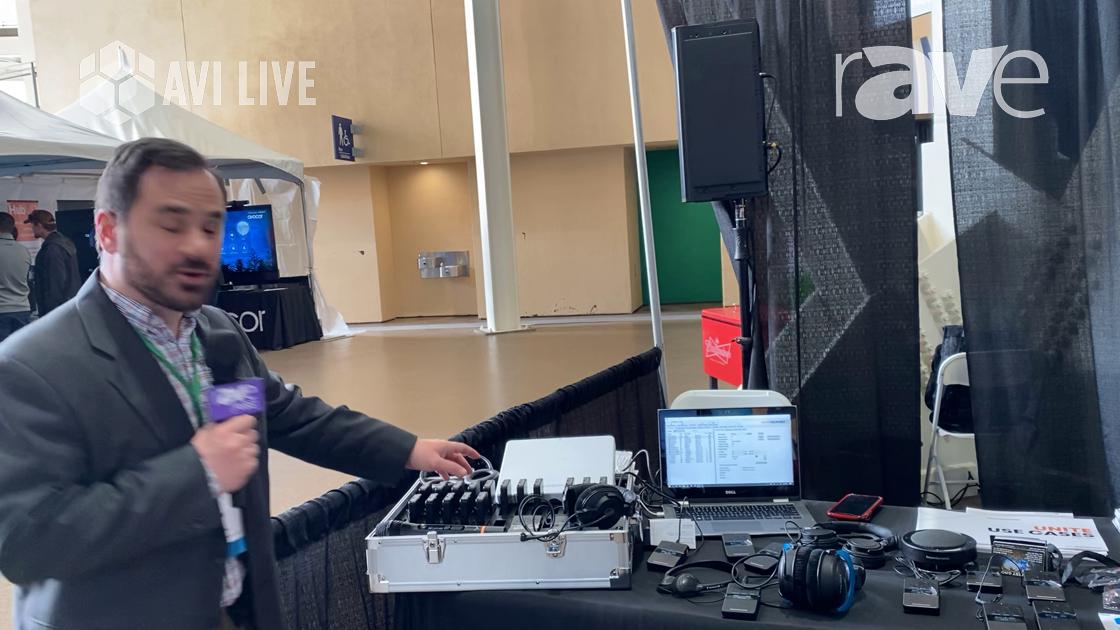 AVI LIVE: beyerdynamic Presents Unite Portable Interpretation System