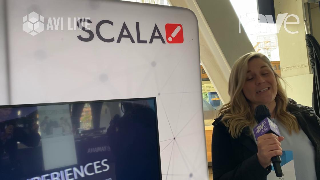 AVI LIVE: Scala Talks About Its Digital Signage Solutions