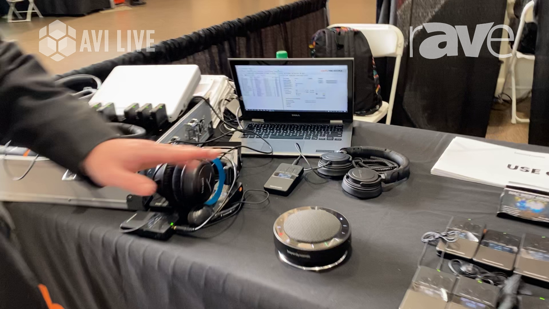 AVI LIVE: beyerdynamic Talks About Phonum Bluetooth Speakerphone For UCC and Huddlespaces