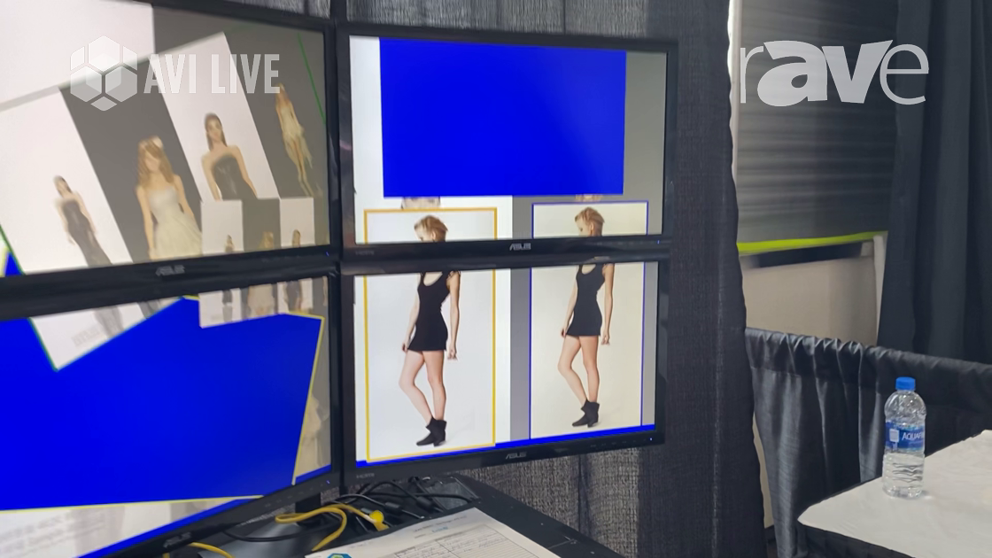 AVI LIVE: tvONE Shows CORIOmaster Mini and CORIOgrapher Digital Signage Content Builder