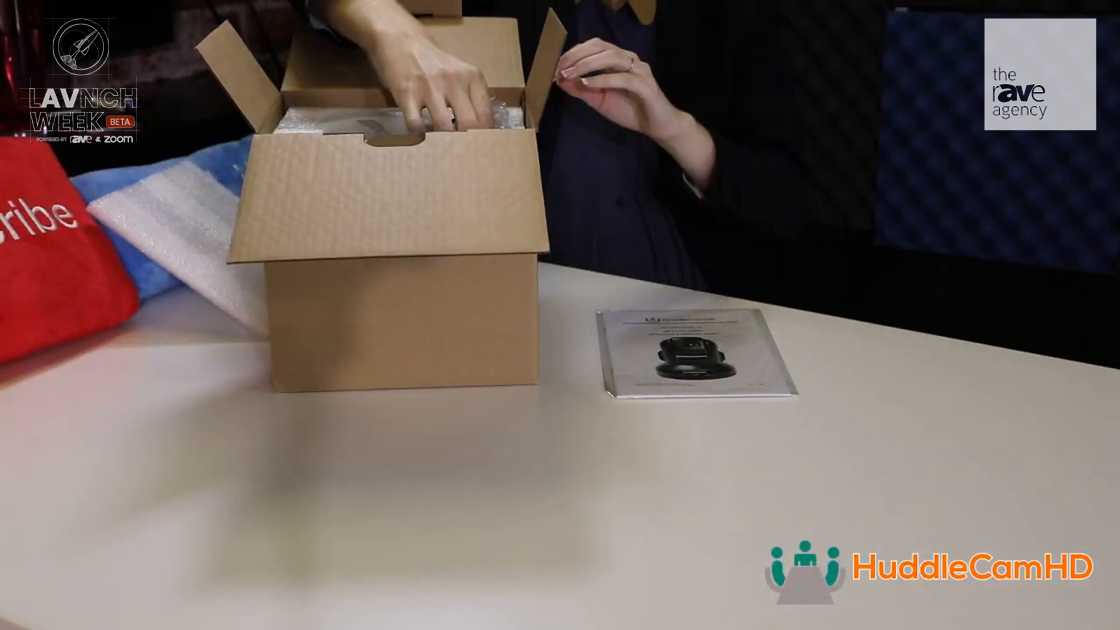 LAVNCH WEEK: HuddleCamHD Does an Unboxing Video for the 3X PTZ Camera